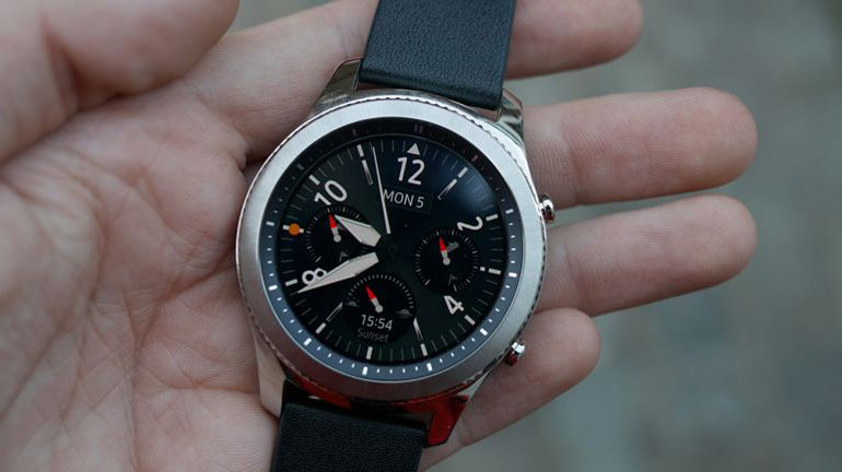 Смарт-часы Galaxy Watch от Samsung