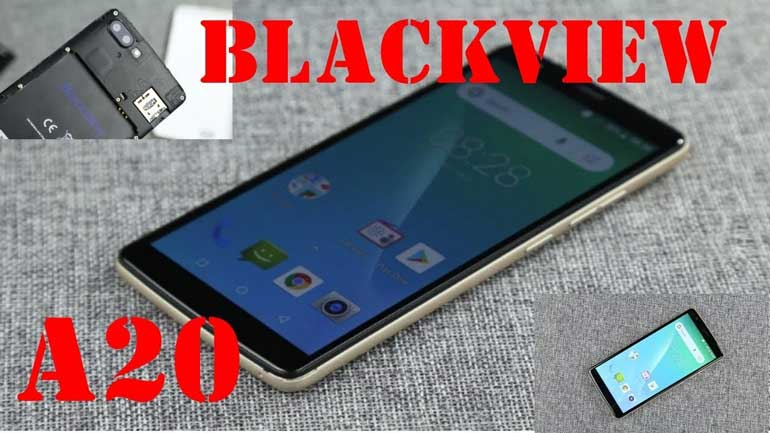 Обзор Blackview A20
