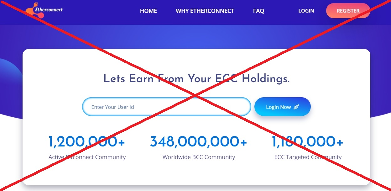 Etherconnect - отзывы о etherconnect.co